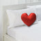 Valentine Heart Cushion - Cottonhome.ae