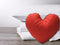 1pc Heart Pillow Cute Love Decorative Heart-shaped Sleeping Cushion Throw Pillow for Valentines day - Cotton Home