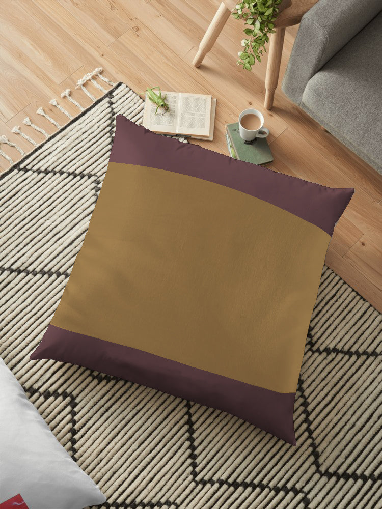Filled Floor Cushion 80 x 80 cm-D-2B - Cotton Home