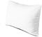 Pack of 2 Pressed Pillows with 1kg  Hollow Fiber Filling - Cottonhome.ae