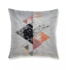 Casual 1pc Digital Printed Filled Cushion -D1909 - Cottonhome.ae