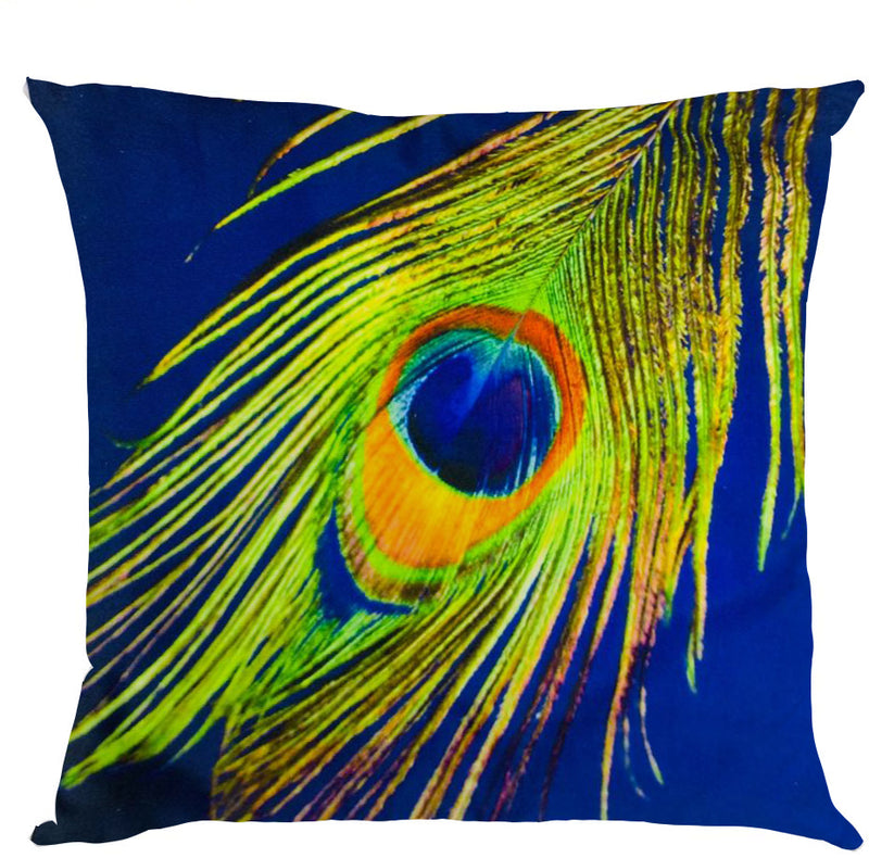 Casual 1pc Digital Printed Filled Cushion-D1962 - Cottonhome.ae