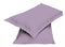 2pair Super soft Pillow Case-Violet - Cottonhome.ae