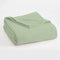 Polar Fleece Blanket-Green 150 x 220 cm - Cottonhome.ae