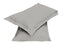 2pair Super soft Pillow Case-Grey - Cottonhome.ae