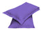 2pair Super soft Pillow Case-Hb Purple - Cottonhome.ae