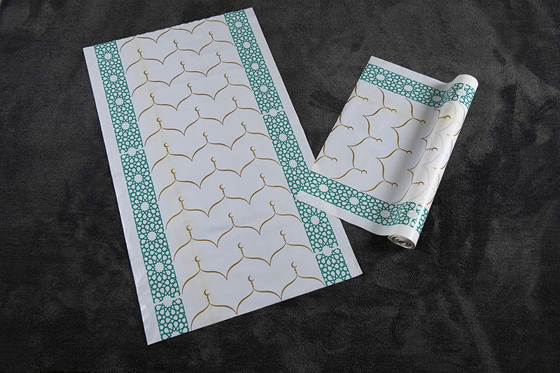 Disposable Prayer Mat Roll 60 x 115 cm-25 Sheets (1 Roll) - Cottonhome.ae