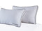 Dream Pillow - 2 Pcs 100% Cotton Box Pillow Super Soft White-50 x 75 cm - Cotton Home