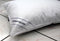 Feather Pillow 100% Cotton -50x70cm (900gsm) - Cottonhome.ae