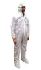 SHF8 DISPOSABLE COVERALL WITH HOOD AND FOOT COVER-70GSM - Cotton Home