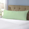 Body Pillow Cover 45x140cm - Mint Green - Cottonhome.ae