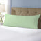 Body Pillow Cover 45x140cm - Mint Green - Cotton Home