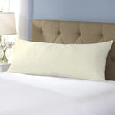 Body Pillow Cover 45x140cm - Ivory - Cottonhome.ae