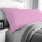 Body Pillow Cover - 45x140cm - Pink - Cotton Home
