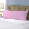 Body Pillow Cover - 45x140cm - Pink - Cottonhome.ae