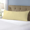 Body Pillow Cover 45x140cm - Mustard - Cottonhome.ae