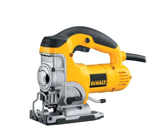 High Performance Jigsaw Machine Yellow/Black/Silver 230 x 200millimeter - Cottonhome.ae