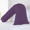 V-Shape Cover- Standard Size-Violet - Cotton Home