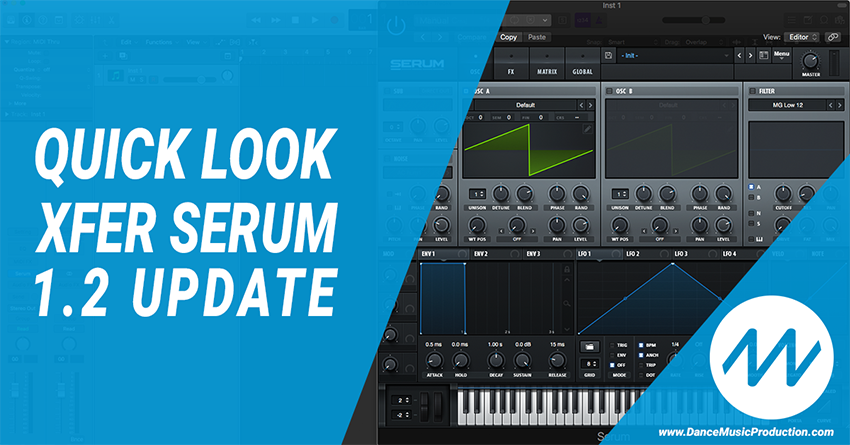 New xfer serum update | Xfer Serum 1 2 1 Crack Version Final Torrent