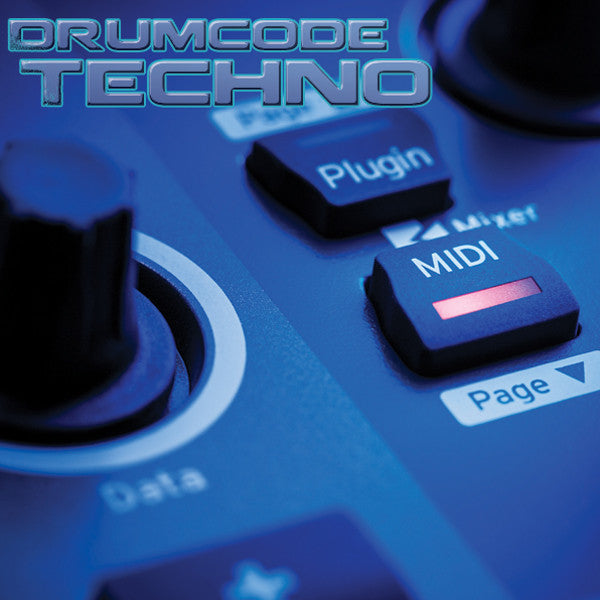 How to make Drumcode Techno