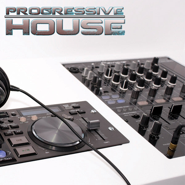 How to create Progressive House