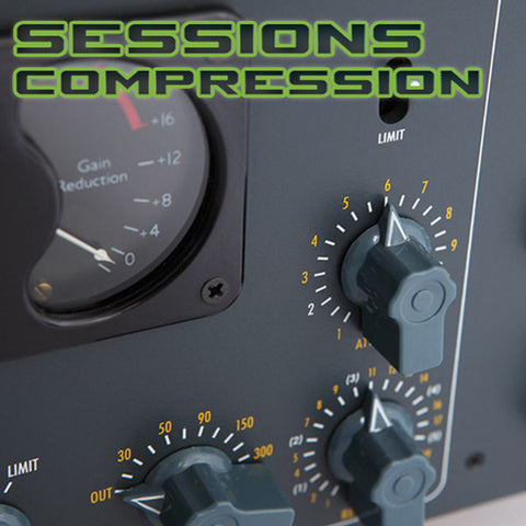 How to use compression in electronic dance music (EDM)
