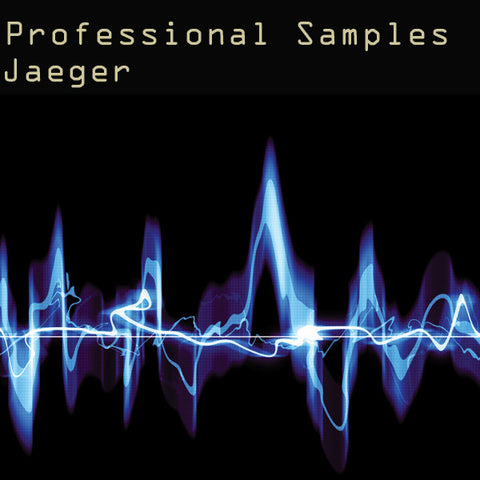 Jaeger Samples for Electronic Dance Music (EDM) Producers