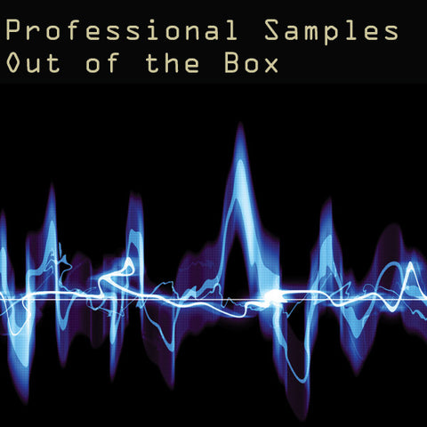 Professional Samples, Out of the Box (Sounds from Nature)