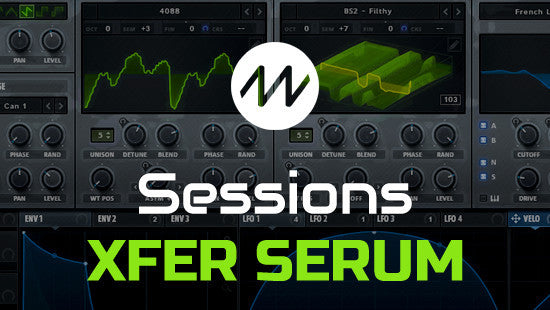 The ultimate guide to Xfer Serum
