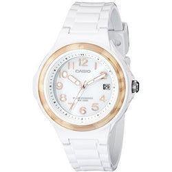 Casio Women's LX-S700H-7B3VCF Solar White Watch
