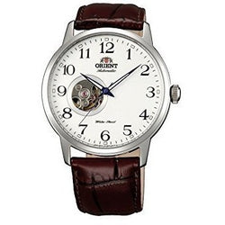 Black Man Watch Orient Automatic Analog DB08004B
