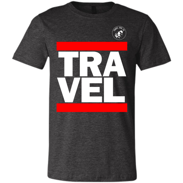 RUN TRAVEL TEE-Clothes for Travelers-TRAVEL BUG CO.