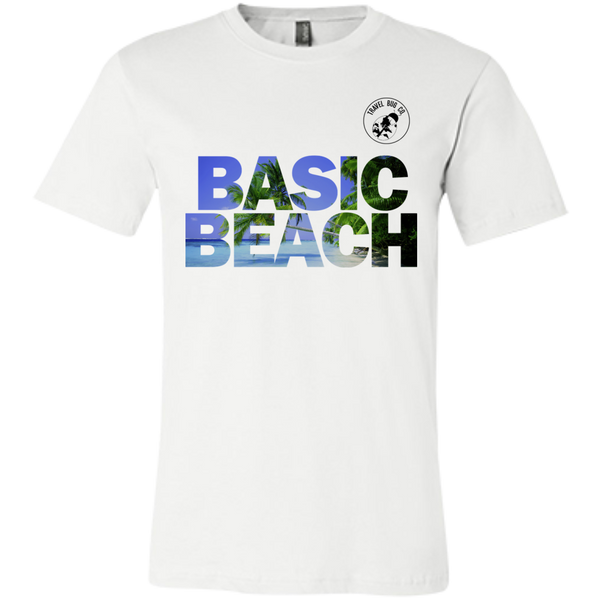 BASIC BEACH TEE-Clothes for Travelers-TRAVEL BUG CO.