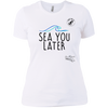 SEA YOU LATER TEE-Clothes for Travelers-TRAVEL BUG CO.