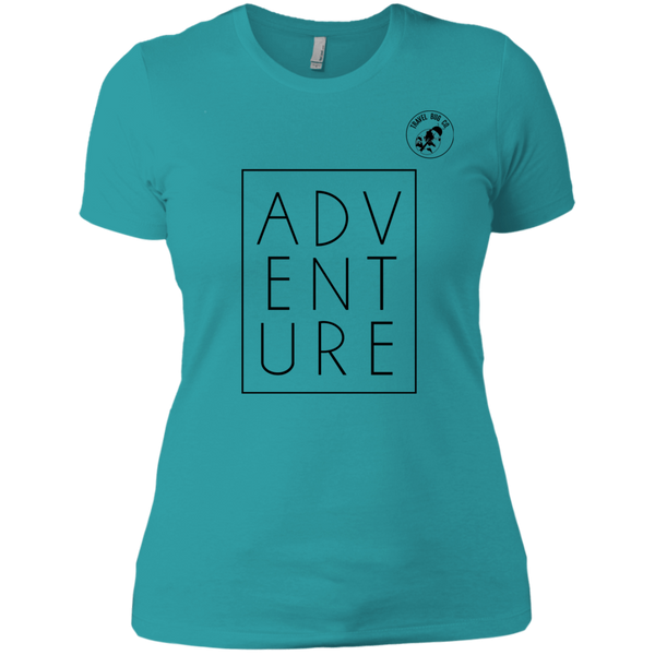 ADVENTURE TEE-Clothes for Travelers-TRAVEL BUG CO.