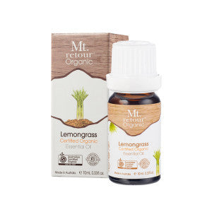 Certified Organic Essential Oils- Lemongrass