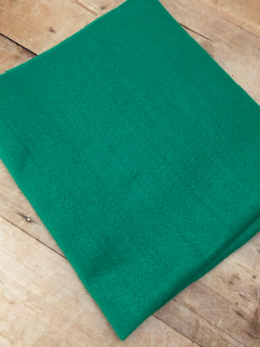 Green Felt - Fat Quarter