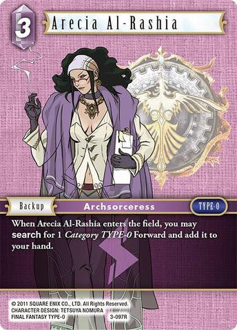 3-097R Arecia Al-Rashia (Alternate art)