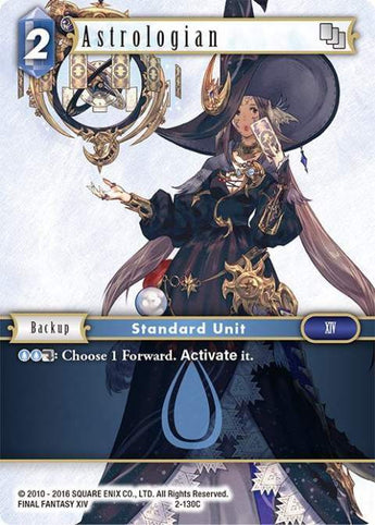 2-130C Astrologian Playset