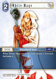 1-161C White Mage Playset