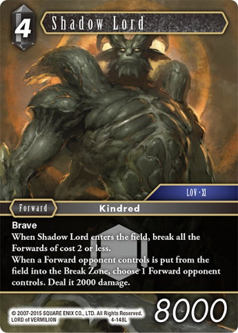 4-148L Shadow Lord FOIL