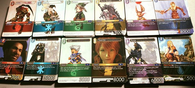 Opus II Complete Common and Rare Playsets
