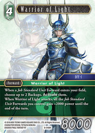 8-048H Warrior of Light