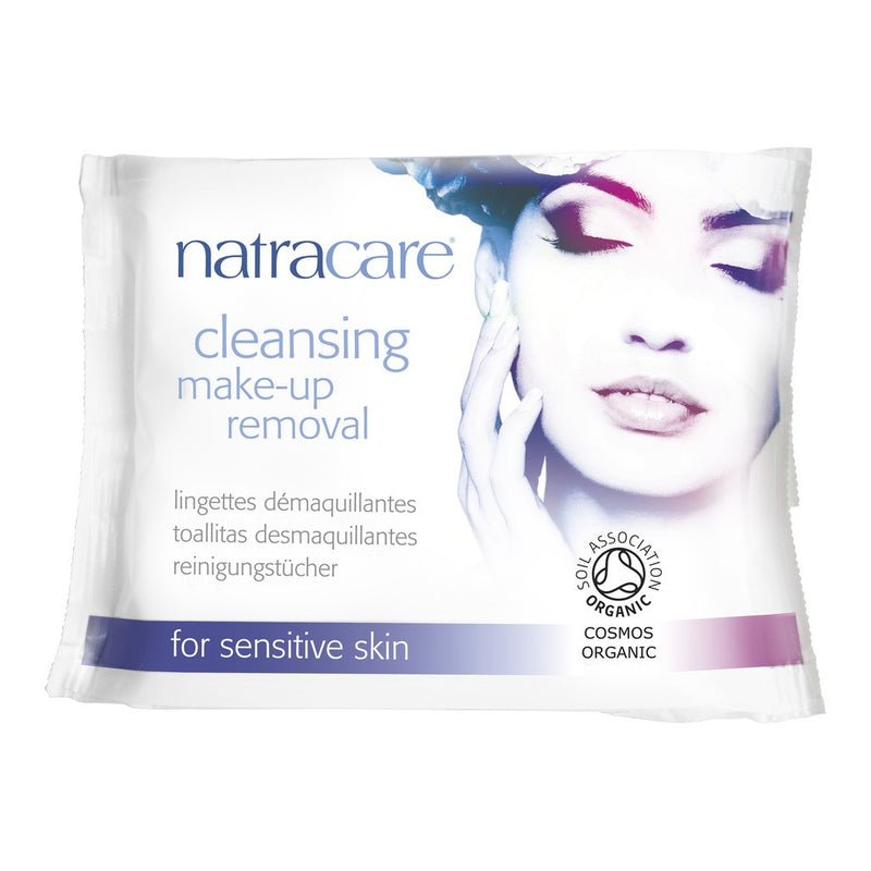 Cleansing Make-Up Removal Wipes 20s - honearthly
