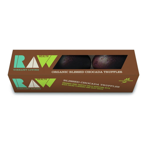 Raw Bliss Chocada Truffles 65g - honearthly