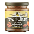 Natural Smooth 100% Almond Butter 170g - honearthly