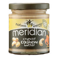 Natural Crunchy 100% Cashew Butter 170g - honearthly