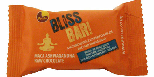 Bliss Bar - Cacao Maca & Vanilla Snack 50g x 18
