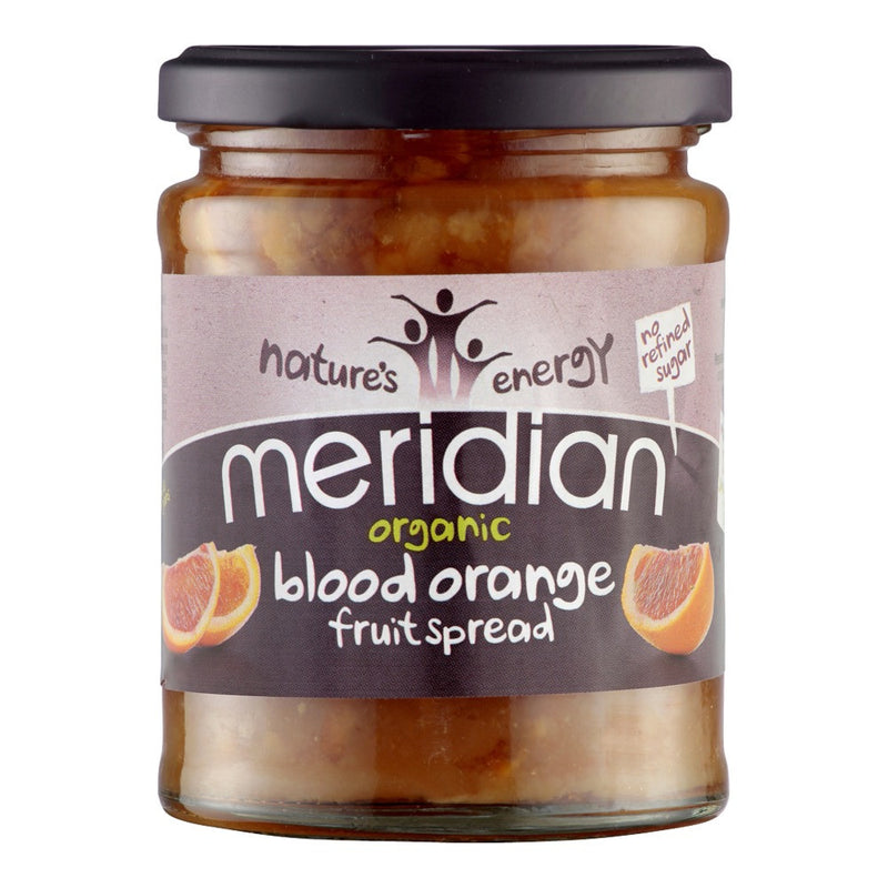 Blood Orange Spread - Organic 284g - honearthly