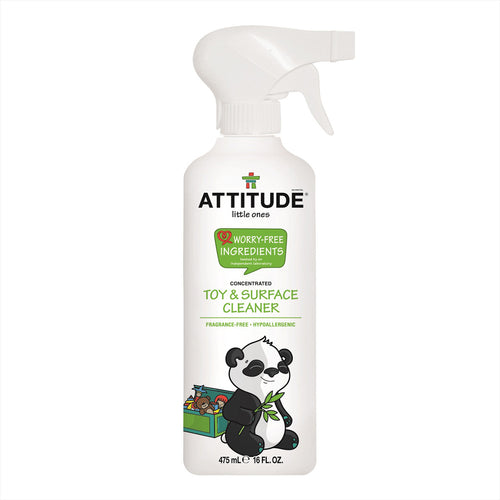 Little Ones Fragrance Free Toy & Surface Cleaner 475ml - honearthly